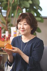 株式会社アスカコスメティックス 代表 坂田早苗